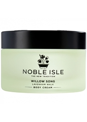 Noble Isle Willow Song Body Cream 170Ml