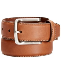 Tommy Hilfiger Leather Casual Belt Brown