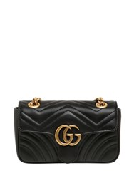 Gucci Mini Gg Marmont 2.0 Quilted Leather Bag