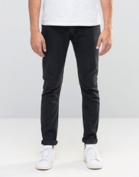 Lee Luke Skinny Jeans Dark Freeze Dark Freeze Black