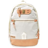 Master Piece Surpass Backpack White