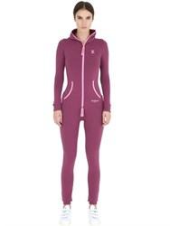 Onepiece Slim Fit Stretch Cotton Jumpsuit