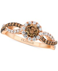 Le Vian Bridal Diamond Engagement Ring 1 Ct. T.W. In 14K Rose Gold