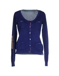 Szen Knitwear Cardigans Women Dark Blue