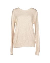 Care Of You Sweaters Beige