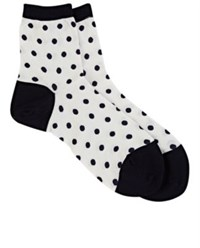 Antipast Women's Polka Dot Trouser Socks No Color