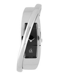 Ck Calvin Klein Timepieces Wrist Watches Women Silver