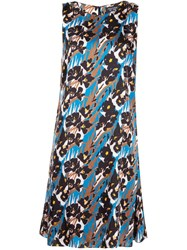 Creatures Of The Wind 'Dezso' Dress Blue