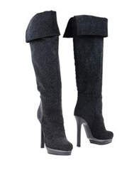 Diego Dolcini High Heeled Boots Black