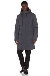 Isaora Ultralight Storm Parka Charcoal