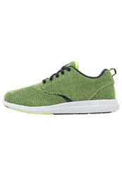 Your Turn Trainers Navy Neon Green