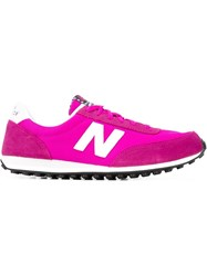 New Balance '410' Sneakers Pink And Purple