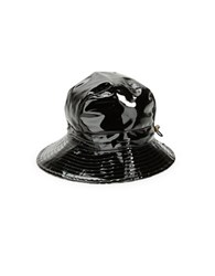 Karen Kane Bucket Rain Hat Black
