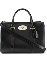 Mulberry 'Bayswater' Tote Black