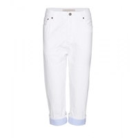 Marc By Marc Jacobs Patched Up Jeans Patched Up White