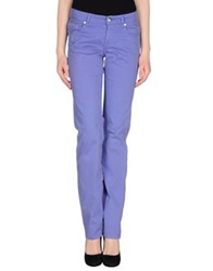 7 For All Mankind Seven7 Casual Pants Lilac
