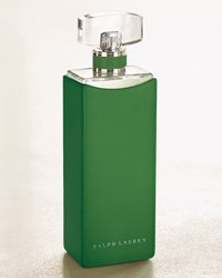 Ralph Lauren Rl Collection Green Leather Case For 100 Ml C00