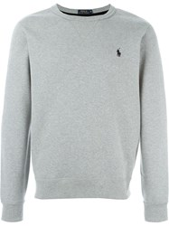 Polo Ralph Lauren Crew Neck Sweatshirt Grey