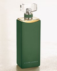 Ralph Lauren Rl Collection Olive Leather Case For 100 Ml C00