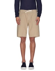 Altamont Trousers Bermuda Shorts Men Beige