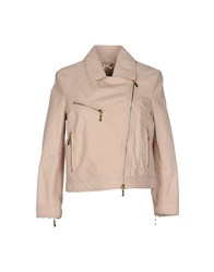 Atelier Fixdesign Coats And Jackets Jackets Women Sand