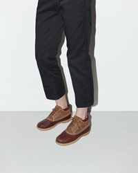 Visvim Decoy Duck Mid Folk Brown