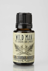 Wild Rose Wild Man All Natural Cologne Assorted