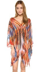 Lotta Stensson Feather Burst Seamed Tunic