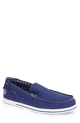 Eastland 'Sheffield Mlb' Slip On Men Padres Navy