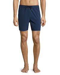 Theory Cosmos Solid Swim Trunks Dusk Men's