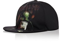 Givenchy Men's Army Skull Baseball Cap Black