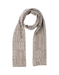 Class Roberto Cavalli Accessories Oblong Scarves Men