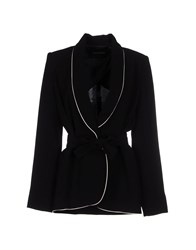 Tara Jarmon Suits And Jackets Blazers Women Black