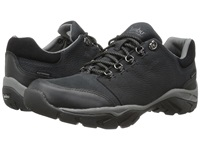 Jambu Bedrock Hyper Grip Black Waterproof Tumbled Nubuck Men's Shoes