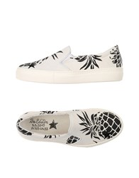 The Editor Footwear Low Tops And Trainers Women White