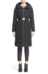 Women's Moncler 'Imin' Belted Down Puffer Coat