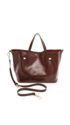 Monserat De Lucca Docente Small Tote Brown