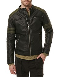 Buffalo David Bitton Jaggar Moto Jacket Cannon