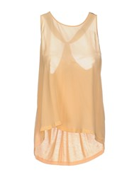 Max And Co. Topwear Tops Women Apricot