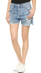 Citizens Of Humanity Corey Relaxed Shorts Skylite