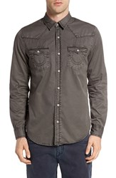 True Religion Men's Brand Jeans 'Jake' Western Shirt