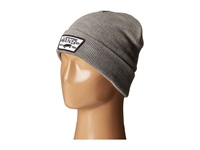 Vans Milford Beanie Heather Grey Beanies Gray