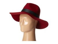 San Diego Hat Company Wfh7964 Floppy With Pinch Crown And Double Pu Band Garnet Caps Red