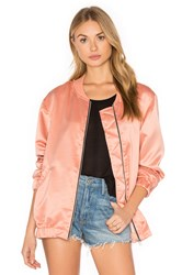 Motel Coppens Bomber Peach