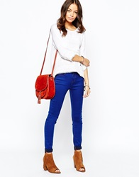 New Look Supersoft Skinny Jeans Intense