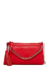 Carlos By Carlos Santana Sophia Envelope Crossbody Red