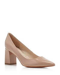 Marc Fisher Ltd. Zala Pointed Toe Pumps Pink
