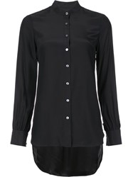 Frame Denim Button Down Shirt Black