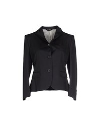 57 T Suits And Jackets Blazers Women Dark Blue