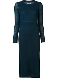 Maiyet Sweater Dress Green